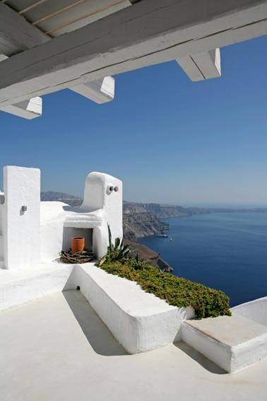 Grotwoning_Villa Ilios & Selene_Griekenland_Santorini_GR-84700-04_uitzicht_2_Belvilla