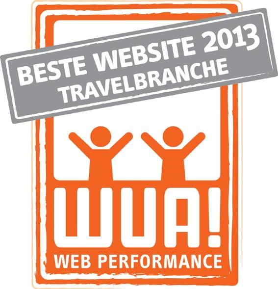 Belvilla beste reiswebsite Travelbranche_top 100_2013
