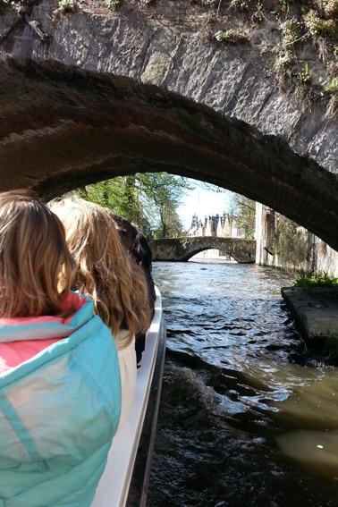 varen_rondvaart Brugge_reien_Belvilla vakantiehuizen