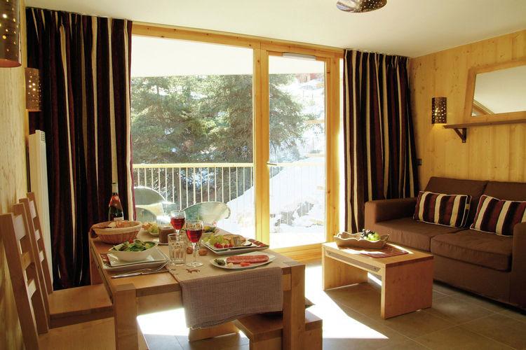 Wintersport Frankrijk Résidence Les 3 Glaciers Belvilla vakantiehuizen