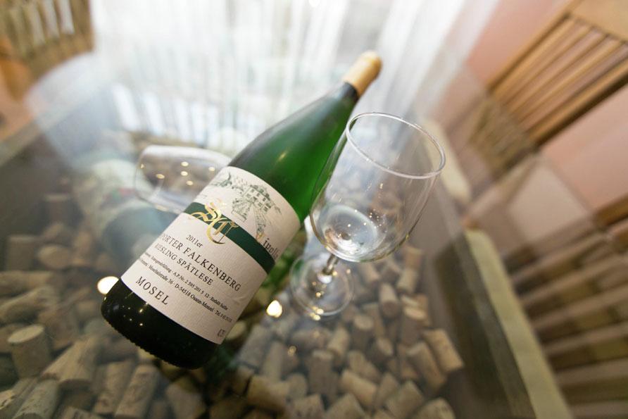 DE-54518-22 Weingut Sailler-Cipolla Moezel wijn Belvilla vakantiehuizen