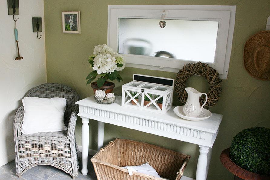 Slaapkamer inspiratie brocante binnenkijken in brocante slaapkamers magazine kinderkamer - Studio stijl glazen partitie ...