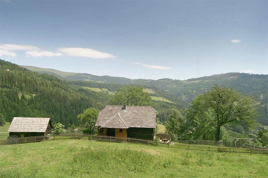huisdier chalet Karinthië Oostenrijk Belvilla vakantiehuizen