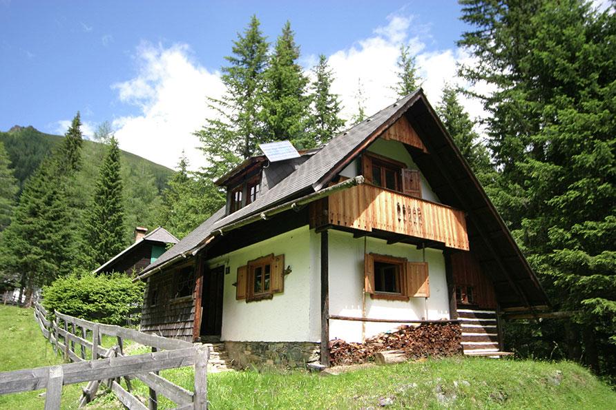 almhütte Bad Kleinkirchheim Karinthië Oostenrijk Belvilla vakantiehuizen