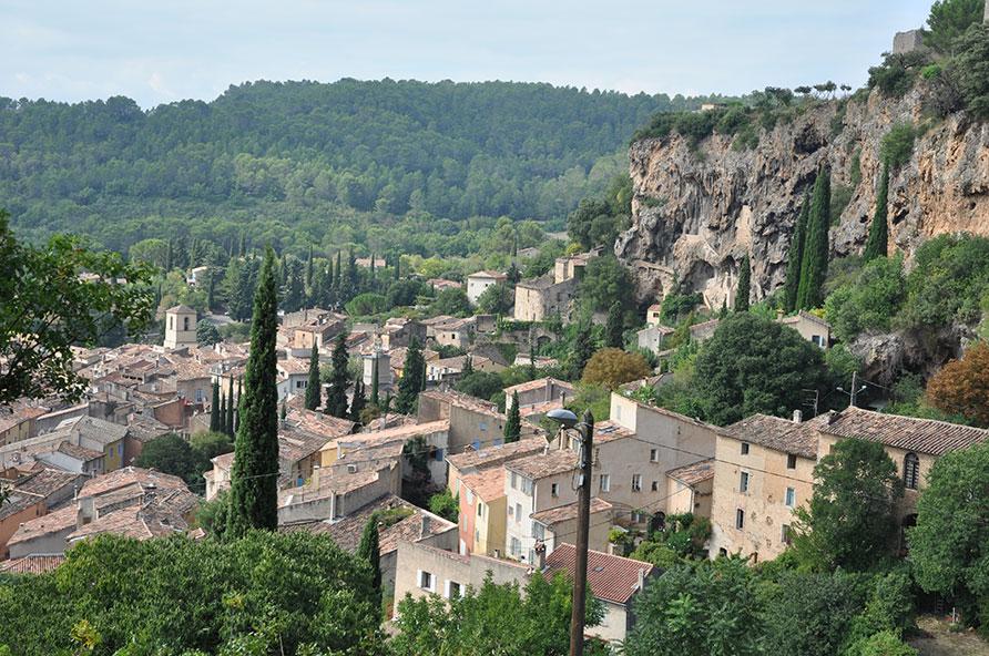 mooie dorpjes Zuid-Frankrijk Belvilla vakantiehuizen