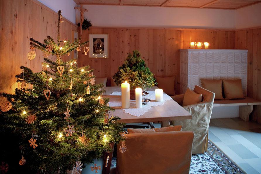 Fotoblog: vakantiehuizen in kerstsfeer