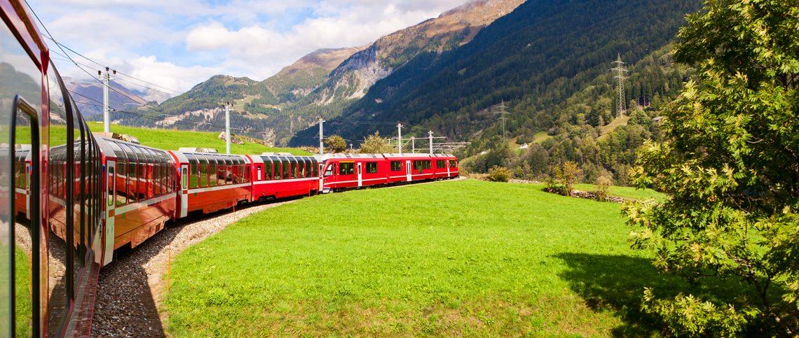Trein Europa