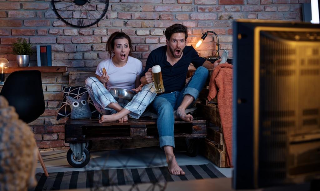 Film of serie kijken met je partner
